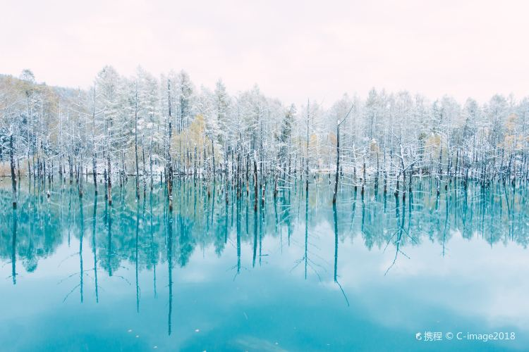 Blue Pond1