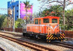 CK124蒸汽火车