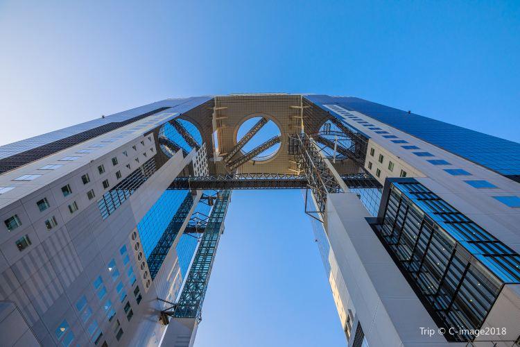 Umeda Sky Building1