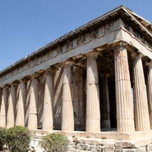阿塔罗斯柱廊旅游景点攻略图