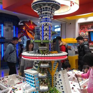 上海乐高探索中心旅游景点攻略图