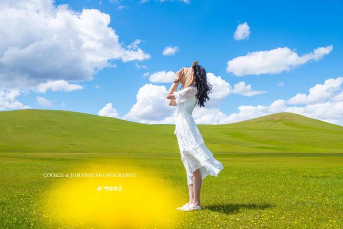 去呼伦贝尔找寻向往的生活,草原正确的打开方式