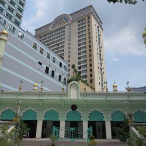 西贡清真寺旅游景点攻略图