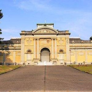 奈良国立博物馆旅游景点攻略图