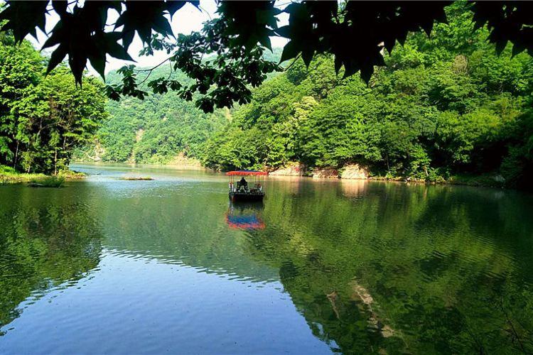Nantianmen Hongyegu Sceneic Area3