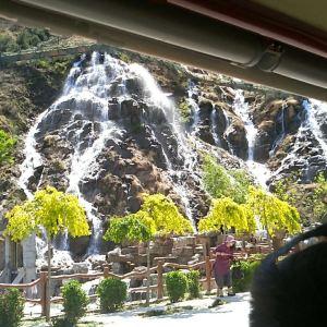 红崖谷旅游景点攻略图