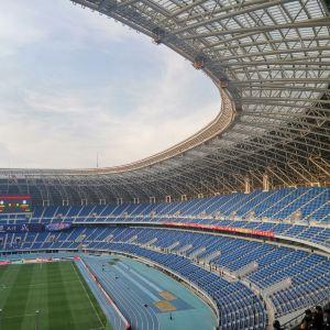 天津奥林匹克体育中心旅游景点攻略图