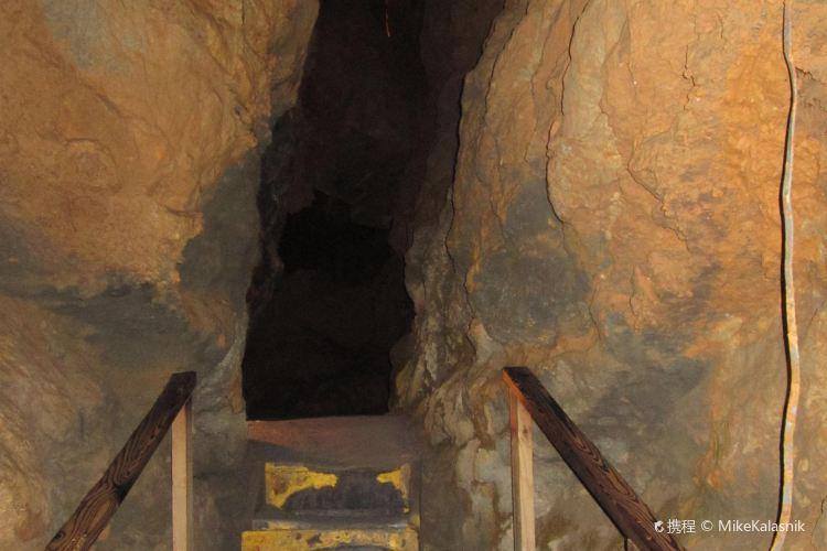 自然橋岩洞2