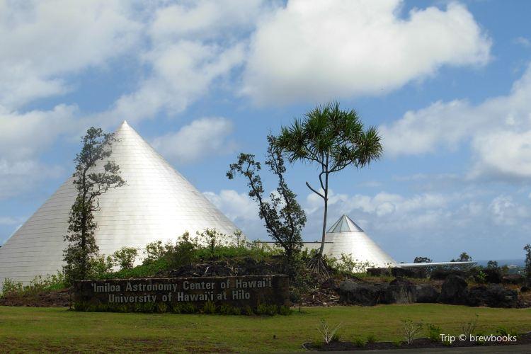 Imiloa夏威夷天文中心1
