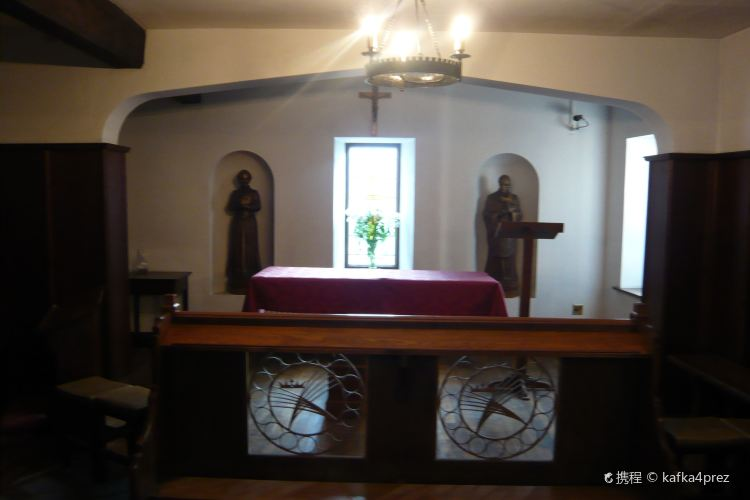 Margaret Clitherow Shrine1