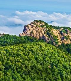 """[临朐游记图片] 沂山风景区怎么样?不要错过这幅""""山水画卷"""""""