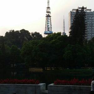 越秀山 Yuexiu Mountain旅游景点攻略图