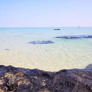 涠洲岛游记图文-向海而歌,自驾比亚迪唐DM湛江北海涠洲岛自驾之旅