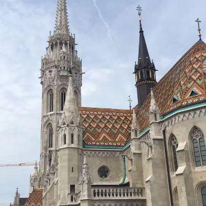 马加什教堂旅游景点攻略图