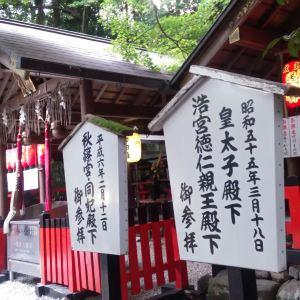 野宫神社旅游景点攻略图