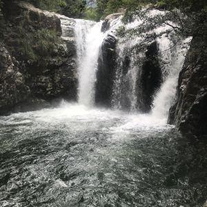九龙瀑旅游景点攻略图