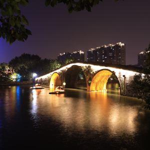 拱宸桥旅游景点攻略图