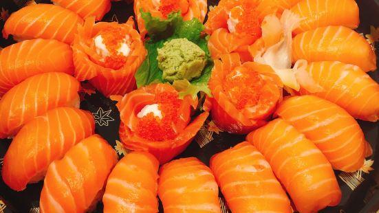 秋漁精緻壽司