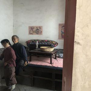 朱家峪旅游景点攻略图