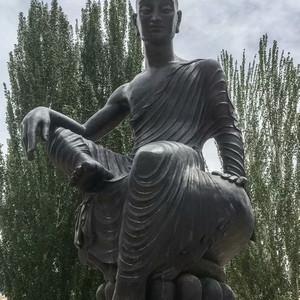 库车游记图文-大地西域(六)龟兹:佛光普照下的极乐世界