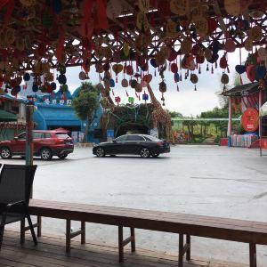 观澜山水田园旅游文化园旅游景点攻略图