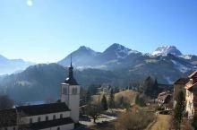 住过十九位伯爵的博物馆!格吕耶尔城堡  去瑞士找我留学的青梅竹马玩,她带我去了格吕耶尔,奶酪火锅吃到