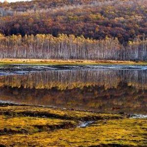 绥芬河中俄界河景区旅游景点攻略图