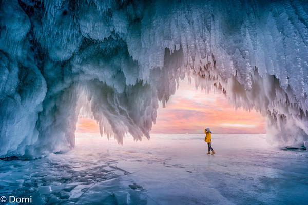 在冬季奔赴神秘的贝加尔湖畔,纪念那场难忘的旅程