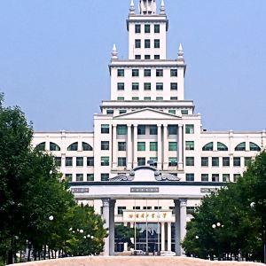 哈尔滨工业大学威海校区旅游景点攻略图