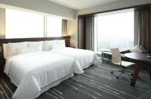 值得一去的酒店——仙台威斯汀酒店(Westin Hotel Sendai)  落地窗望出去无敌美景,