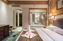 性价比超高度假酒店——都江堰中堰国际酒店  酒店服务不错很礼貌、特别是酒店的餐经济又实惠味道巴适,出