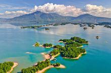 千岛湖+泸沽湖景色等于老挝南俄湖,一座如游戏场景般的异域湖泊