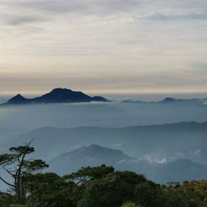 巴拿山旅游景点攻略图