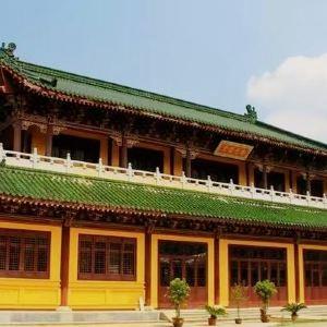 东林寺旅游景点攻略图