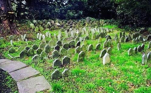 The Pet Cemetery of Hyde Park
