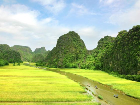 Hua Lu Tam Coc