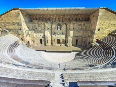 오랑주 고대 극장