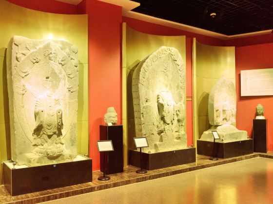 東営市歴史博物館