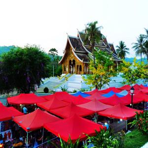 琅勃拉邦游记图文-云南昆明至老挝琅勃拉邦七天行摄实录