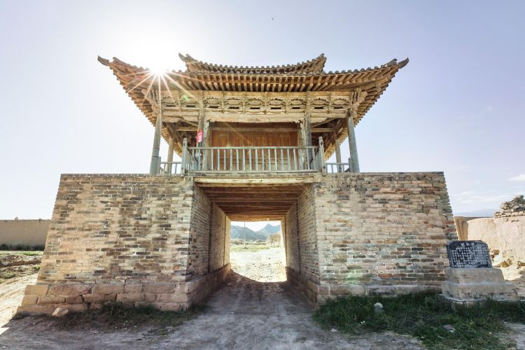 Hanmingchangcheng Ruins