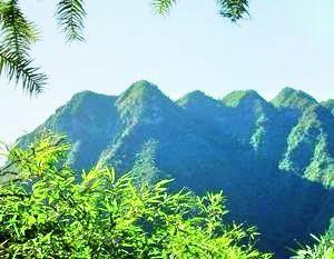 五峰山國家森林公園