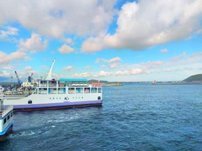 Seongsan-eup Cruise Ship