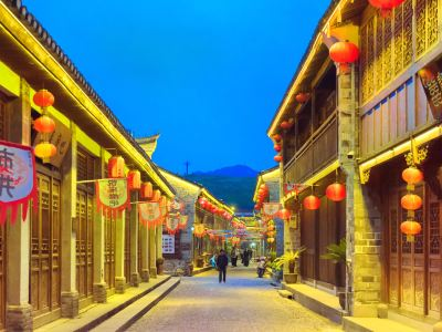 Qiantong Ancient Town