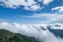 四川西北的避暑呼唤,意外惊喜的云海之旅