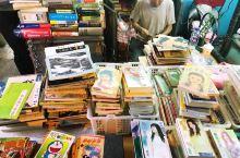 香港夜市:旧书摊寻找最珍贵的黄金岁月