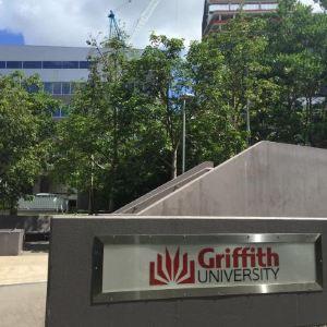 格里菲斯大学旅游景点攻略图