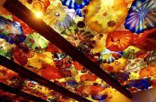 美国西雅图奇胡利玻璃艺术馆