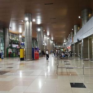 古晋国际机场旅游景点攻略图
