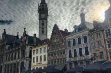 🇧🇪童话般的运河之城-比利时的根特