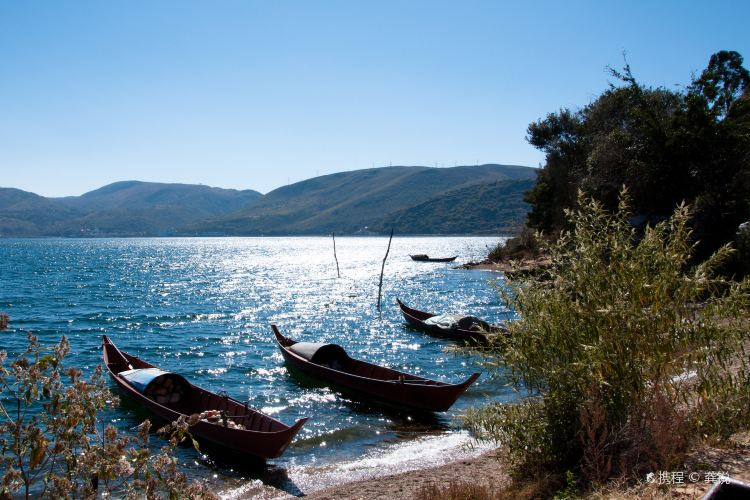 Fuxian Lake Scenic Area2